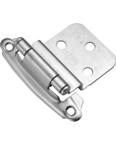 Chromolux Self-Closing Hinge by Hickory Hardware sold as Pair - P243-CLX