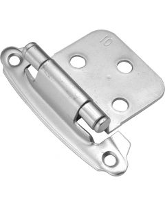 Chromolux Self-Closing Hinge by Hickory Hardware sold as Pair - P244-CLX