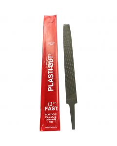 "Plasti-Cut Brand 12"" Fast Laminate File"