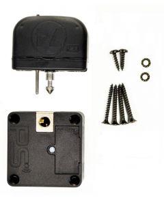 Fulterer Solo Lock No Keys Includes Latch PN: SOLO-74