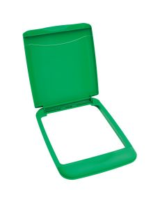 35 Quart Waste Container Lid, Green RV-35-LID-G-1