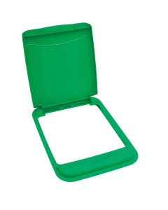 50 Quart Waste Container Lid, Green RV-50-LID-G-1