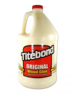 Franklin International Titebond Original Wood Glue 1 Gallon Translucent Aliphatic Resin Emulsion