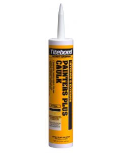 Franklin International Titebond Painter's Plus Sealant Painter's Caulk 10.1 Oz White Acrylic
