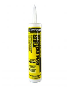 Franklin International Titebond Painter's Plus Sealant Painter's Caulk 10.1 Oz Clear Acrylic
