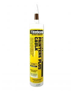 Franklin International Titebond Painter's Plus Sealant Painter's Caulk 10.1 Oz Wood Acrylic