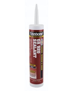 Franklin International Titebond UA 920 Sealant 10.1 Oz White Urethane / Modified Acrylic Blend (Siliconized)