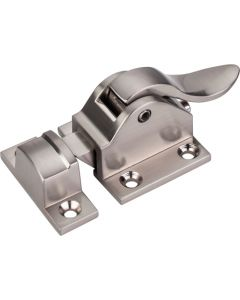 "Brushed Satin Nickel 1-15/16"" [49.00MM] Catch by Top Knobs sold in Each - TK729BSN"