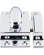 "Polished Chrome 2"" [51.00MM] Latch by Top Knobs sold in Each - M1780"